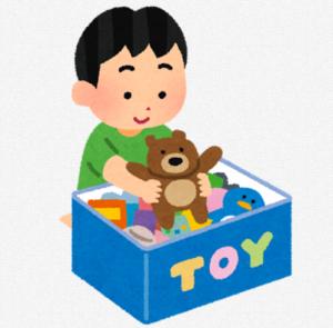 1歳半の子供の部屋作り