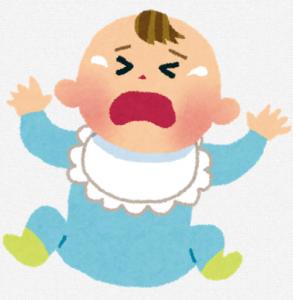 赤ちゃんが泣く原因と対策