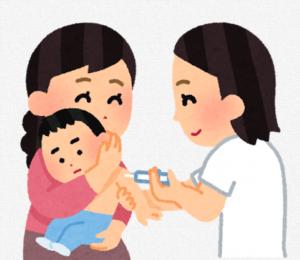 赤ちゃんの予防接種の種類