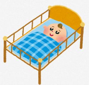 0から5ヶ月の赤ちゃんのお部屋作り