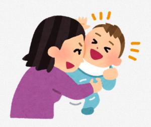 生後0歳から5ヶ月の赤ちゃんとの遊び方
